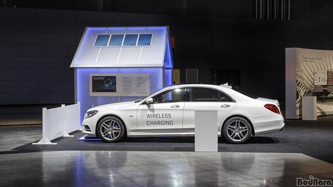 Mercedes Benz Garage Salisbury
