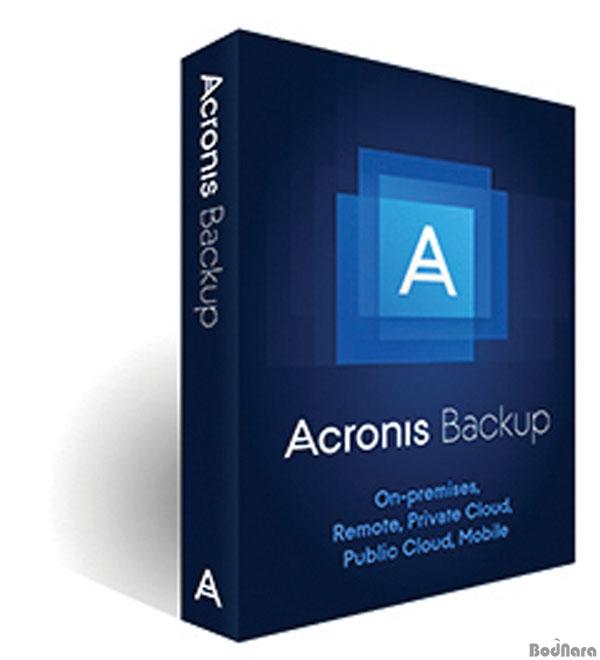 Acronis Backup Recovery 12.5.8850 Multilanguage