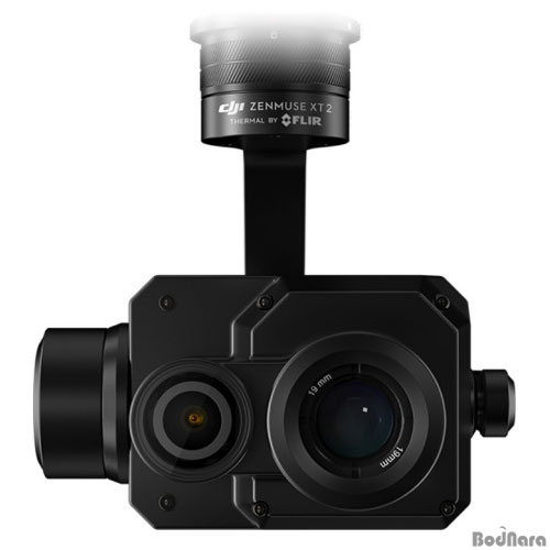 photo camera thermique