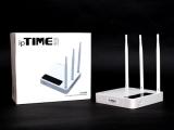 433Mbps 802.11ac와 기가비트 랜 겸비한 실속형 공유기, ipTIME A1004