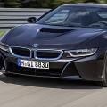 BMW, 제로백 3.5초의 고성능 하이브리드 쿠페 'i8S' 만든다