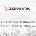 미리 살펴보는 DX12 성능, 3DMark API Overhead Feature Test