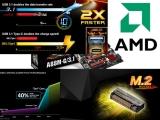 5년전 칩셋 보드의 M.2와 USB 3.1 지원,AMD가 노리는 것은 무엇?