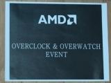AMD 오버클럭 & 오버워치 행사 취재, FX8300 비쉐라 사용자 카페와 함께한 축제 한마당