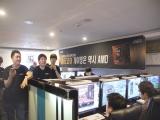 멀티코어 게이밍은 AMD, AMD 오버워치 랜파티 행사