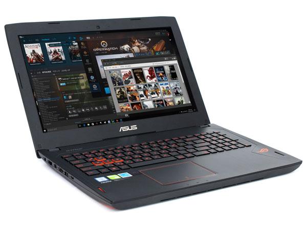 GTX 1070 게이밍 PC를 노트북으로, ASUS ROG GL502VS