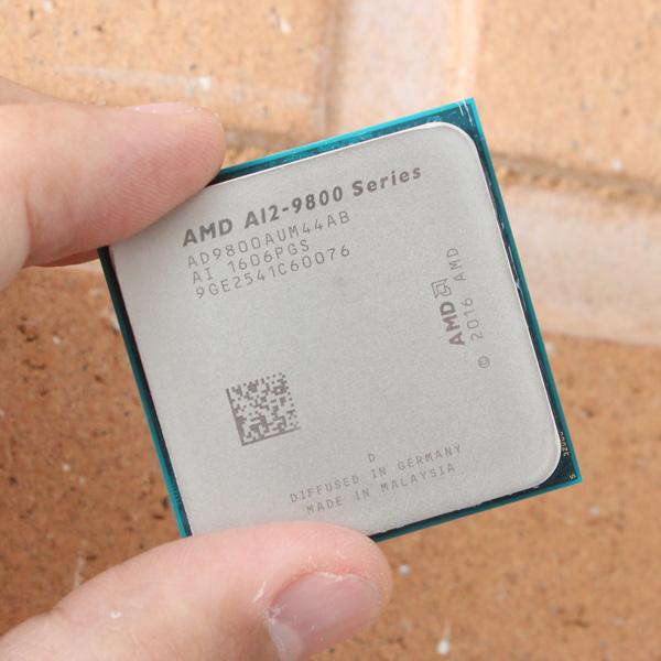 ZEN 앞둔 AMD 최후의 중장비 엑스카베이터,브리스톨릿지 A12-9800 플랫폼 변화
