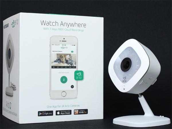 편의성 甲 보안 감시 카메라,스마트한 넷기어 Arlo Q