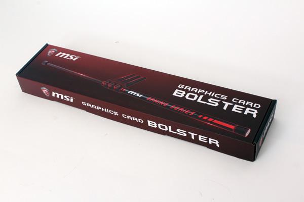 메인보드 PCI-E 슬롯 파손 방지 그래픽카드 지지대, MSI 그래픽카드 Bolster VER.2