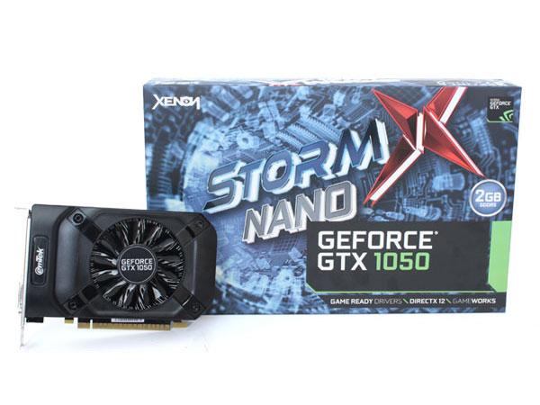 최신게임도 거뜬, 작지만 강한 그래픽카드, 이엠텍 지포스 GTX1050 STORM X Nano