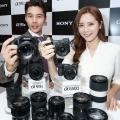 소니 알파 10주년 기념 플래그십 카메라,풀프레임 A99 II와 미러리스 A6500 런칭