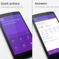 MS, 아이폰 및 안드로이드폰 코타나 앱 새로운 디자인 적용