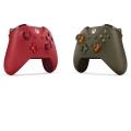 MS, Xbox 무선 컨트롤러 레드 및 그린/오렌지 컬러 출시