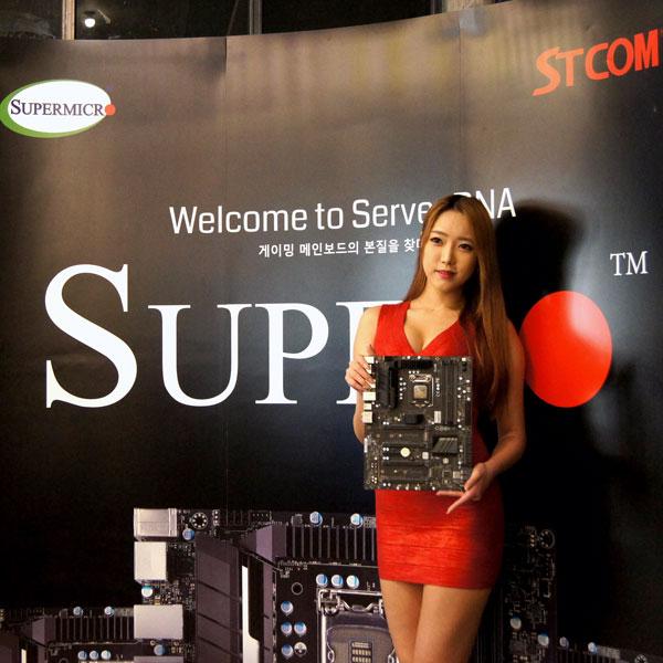 슈퍼마이크로가 말하는 게이밍 메인보드의 본질,STCOM 슈퍼오(SuperO) 발표