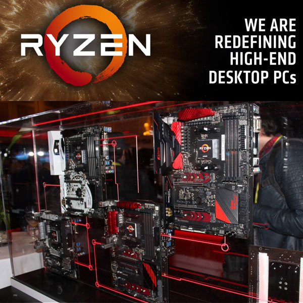 6년 만에 때빼고 광내서 돌아오다,AMD 라이젠(Ryzen) 메인보드 돌아보기