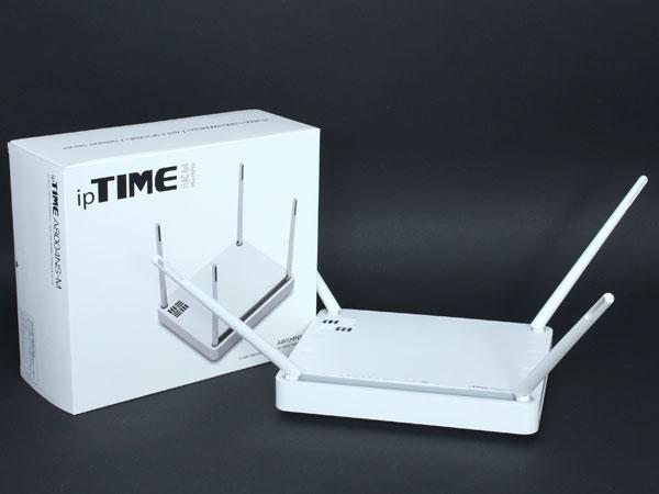 광활한 무선 대역폭과 편의성을 한 몸에,EFM ipTIME A8004NS-M