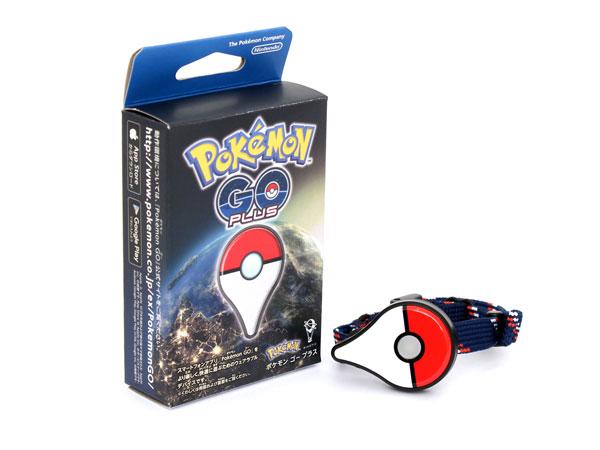 포켓몬고 게임을 한다면 필수 아이템, 포켓몬고 플러스(Pokemon GO Plus)