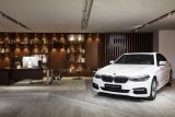 BMW 뉴 5시리즈를 위한 이색 마케팅
