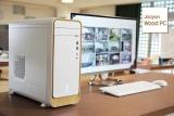 주연테크, 국내 최초 가구 컨셉 데스크탑 'Wood PC' 출시
