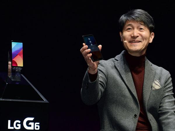 스냅드래곤 821과 90만원 가격 성공할까, LG G6 공식 발표