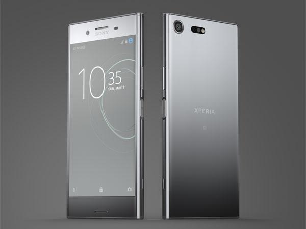 4K HDR 화면과 모션 아이 카메라 탑재, 소니 엑스페리아 XZ 프리미엄 발표