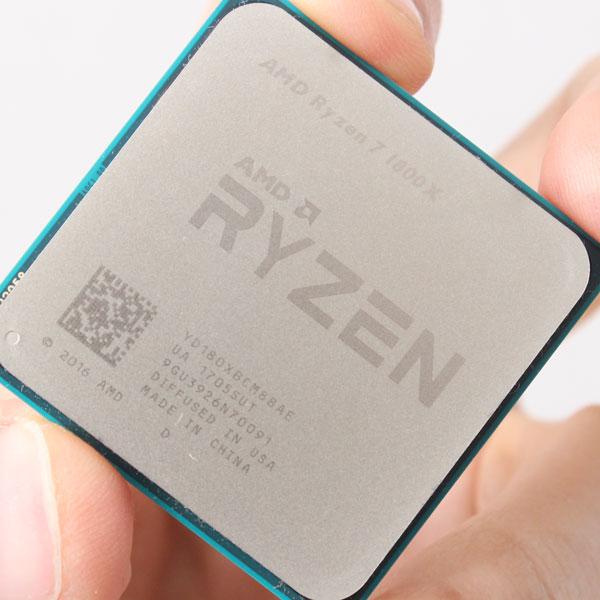 2017년 충격과 공포의 하이엔드 CPU,AMD 라이젠(Ryzen) 7 1800X
