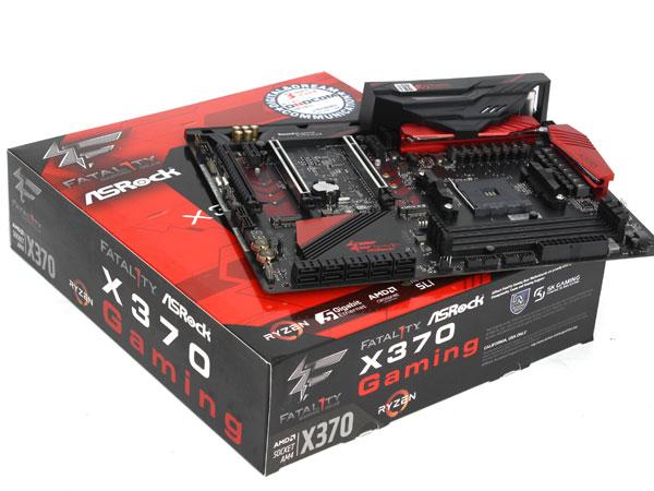 AMD 라이젠(Ryzen) 시대 고급진 메인보드,ASRock X370 프로페셔널 게이밍 디앤디컴