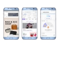 삼성페이, 모바일 쇼핑과 리워드 기능 추가