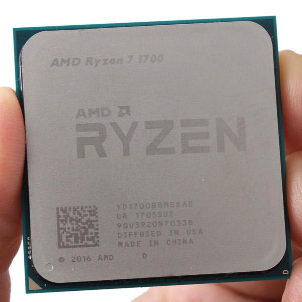 메인스트림 CPU의 새로운 다코어 시대,라이젠 7 1700 vs 코어 i7 7700K