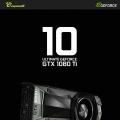 웨이코스, 만리 지포스 GTX 1080 Ti 파운더스 에디션 출시