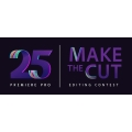 어도비, 프리미어 프로 25주년 기념 Make the Cut 콘테스트 개최