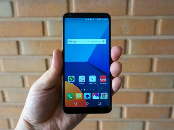 2017년식 LG스마트폰의 도전은 성공할까, LG G6