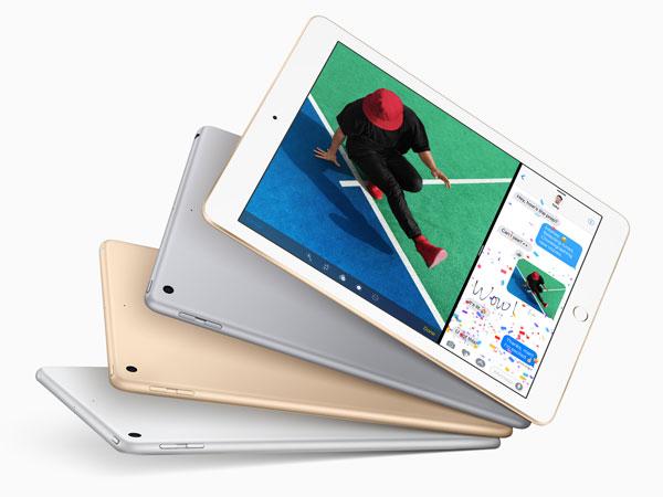애플 보급형 아이패드 9.7형 출시, 아이폰7 레드와 애플워치 밴드도 추가