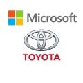 마이크로소프트-도요타, 커넥티드 카 위한 특허 라이선스 계약 체결