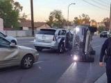 우버, 자율주행 시범 차량 사고 발생... 모든 테스트 일시 중단