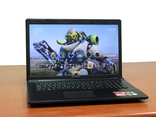 풀 HD 게이밍 노트북을 위한 합리적 선택, 기가바이트 P17F V7 DUAL WIN10