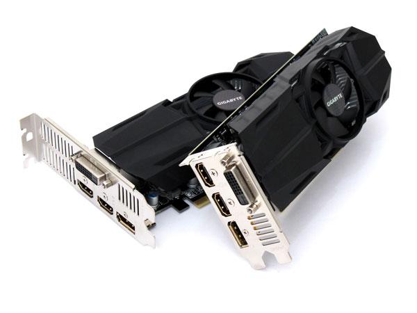 어떤 PC에도 어울리는 그래픽 카드, 기가바이트 지포스 GTX 1050/1050Ti U2 D5 Nano LP 제이씨현