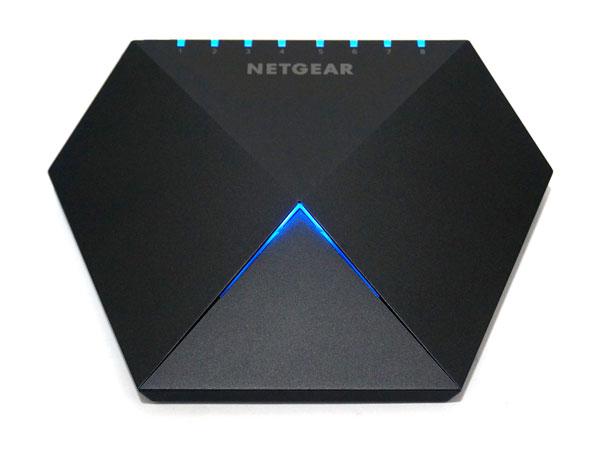 게임과 스트리밍에 최적화된 고급 기가비트 스위치, 넷기어 나이트호크 S8000 GS808E