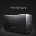 한성컴퓨터, 썬더볼트3 지원 eGPU BOX 출시