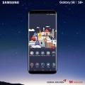 삼성전자, 아시아나항공-SK텔레콤과 협력한 '갤럭시S8 아시아나폰' 출시