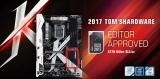 디앤디컴, ASRock Z270 KILLER SLI/ac 탐스 하드웨어 에디터상 수상