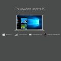 윈도우10 ARM 버전 x86 지원 발표, 스냅드래곤 835 제품으로 연말 출시