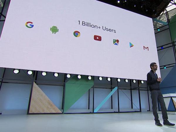 모바일 퍼스트에서 인공지능 퍼스트로, 구글 I/O 2017