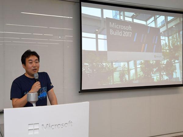 마이크로소프트 빌드 2017 파헤치기, 한국MS 빌드 미디어 브리핑 진행