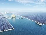 중국, 세계 최대 규모의 해상 부유식 태양광 발전 시설 공개