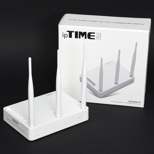 무선 기기 넘칠 때 MU-MIMO는 필수,EFM ipTIME A6004NS-M