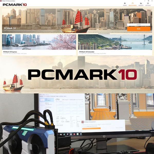 라이젠과 때를 같이한 4년만의 업그레이드,FutureMark PCMark 10 분석
