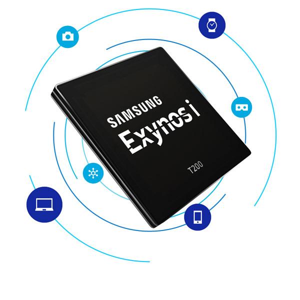 삼성전자, IoT 전용 프로세서 엑시노스 i T200 양산