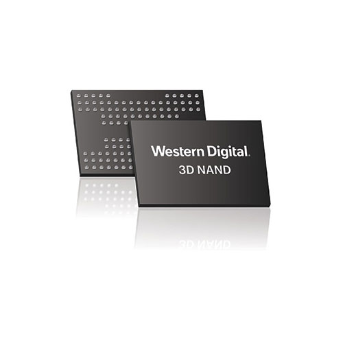 WD 96층 3D TLC 낸드 개발 발표, 2018년 관련 제품 출시 예고