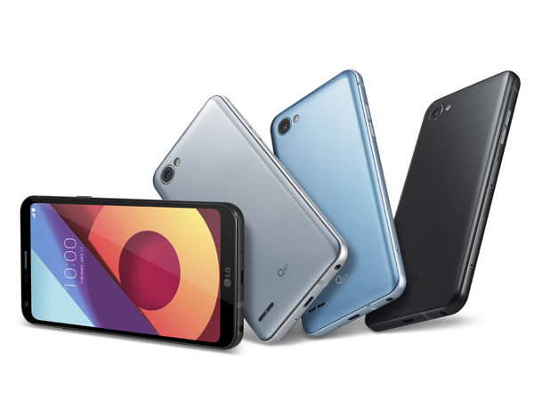 G6 전략 따르는 준 프리미엄 스마트폰, LG전자 LG Q6 8월 출시